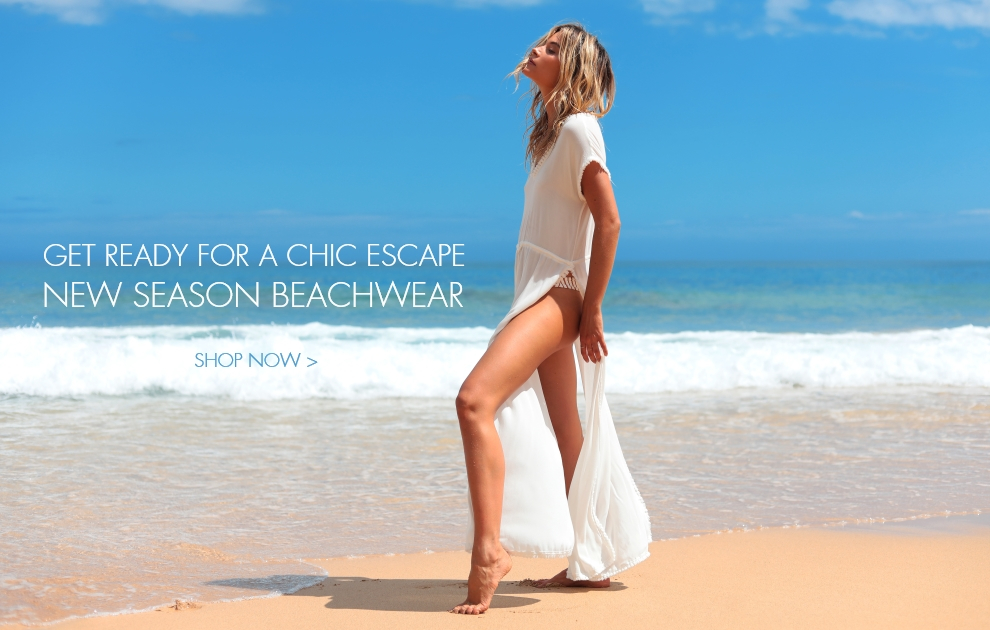 New Season Beachwear