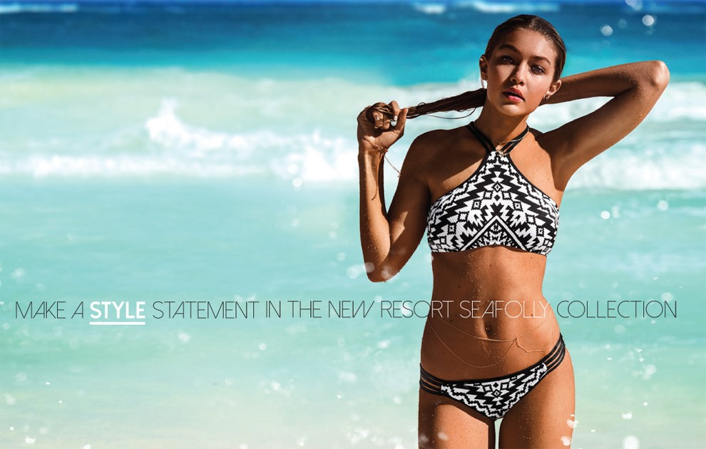 Seafolly Swimwear Resort 2015