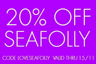 20% Off Seafolly
