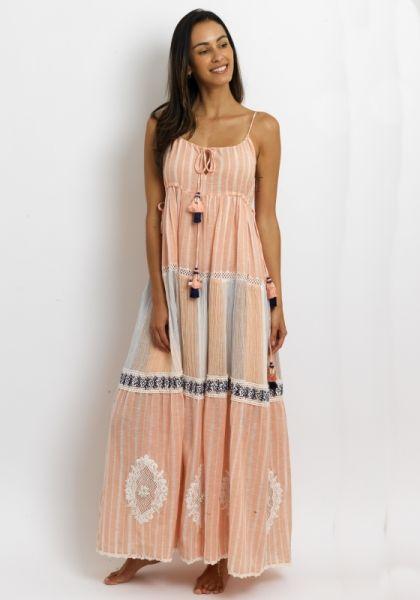 31dec9443e7 Hemant   Nandita Bonny Strappy Maxi Dress