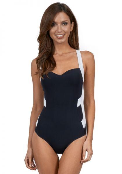 7ce4572b2b240 JETS by Jessika Allen | Classique Infinity Swimsuit | Beach Cafe UK