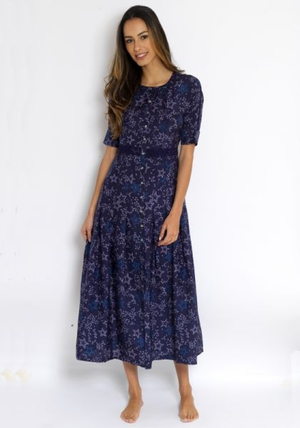 Paloma Blue Luna Dress Navy