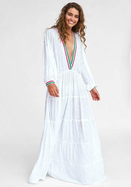 66b60d3cde Pitusa| Henrietta Dress White | Beach Cafe UK