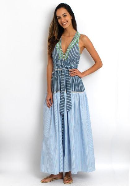 8d8885ad77e Rococo Sand Listra Maxi Dress