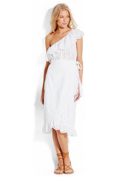 74a658318fa4d Seafolly Broderie Wrap Skirt