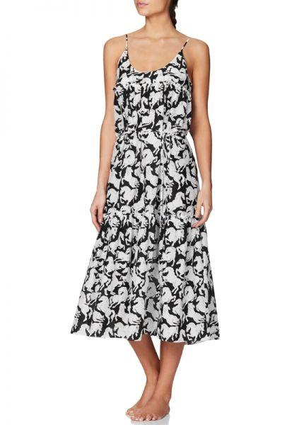 Stella Mccartney Horse Print Dress