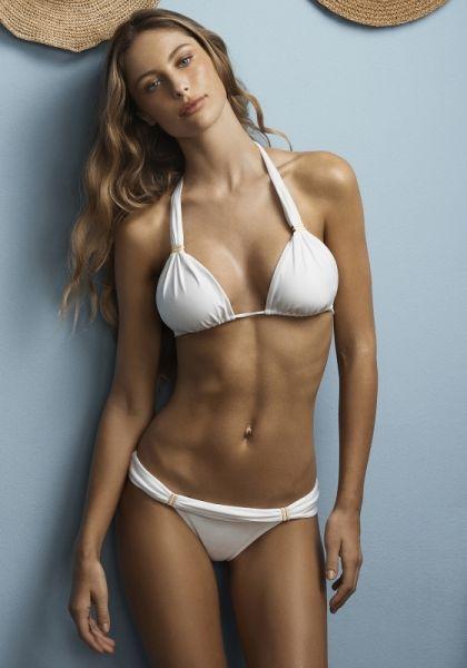 ee9573fbbba Vix Swimwear | White Bia Bikini | Beach Cafe UK