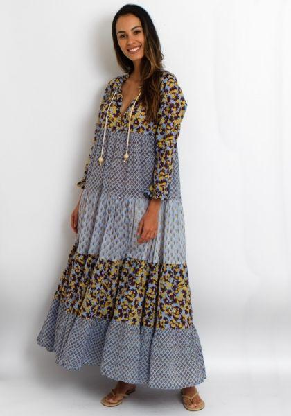 37dfd72547f Yvonne S Hippy Maxi Dress Beach Cafe Uk. Boho Style Dress Hippie Backless Strapless  Maxi