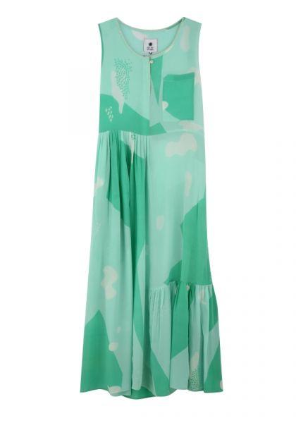 An An Londree Sleeveless Dress Mint