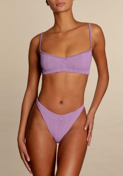 Virginia Nile Bikini Lavender