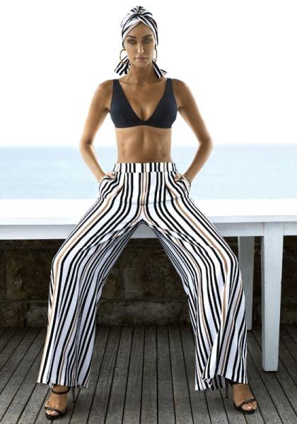 JETS by Jessika Allen Stripe Pants