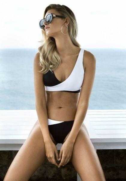 JETS by Jessika Allen Cross Over Bikini