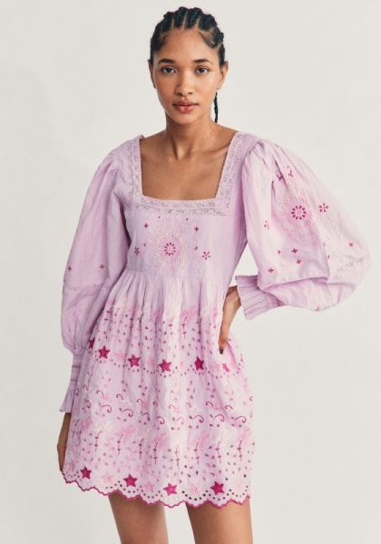 LoveShackFancy Freja Dress