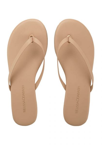 Melissa Odabash Sandals Nude