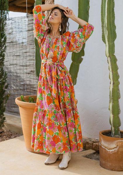 Miss June Floralies Dress