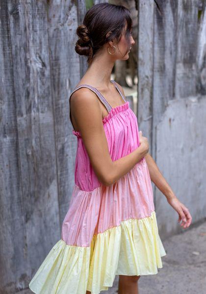 Pitusa Lea Tea Dress Pastel