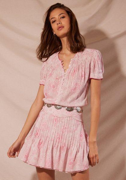 Griselle Dress Pink Begonia