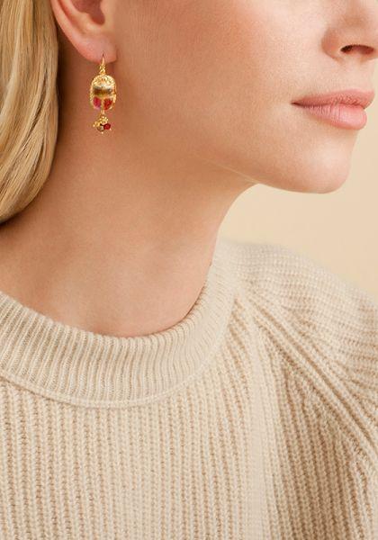 Scarmouche Earrings