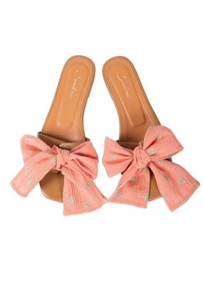 Amour Sandals Terracotta