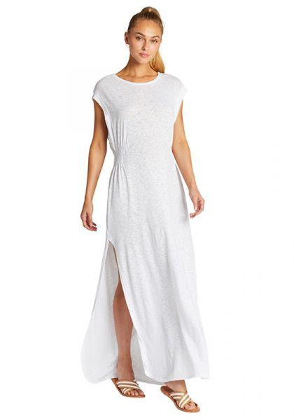 Vitamin A Florence Dress White