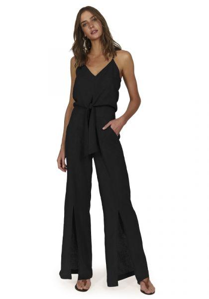 Vix Black Nora Jumpsuit