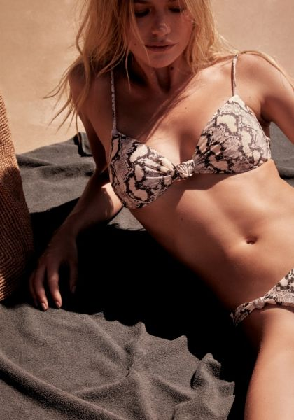 Rajah Knot Bikini