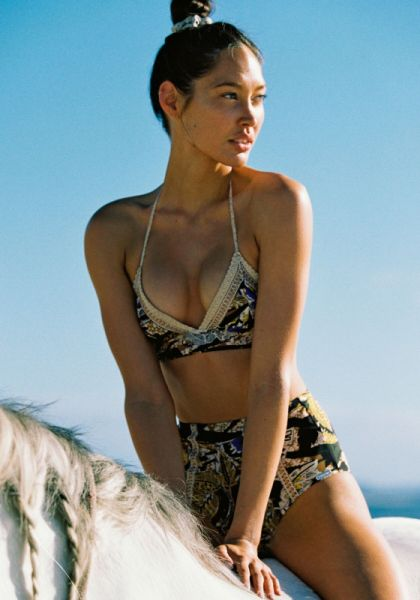Watercult Island Expedition High Waist Bikini
