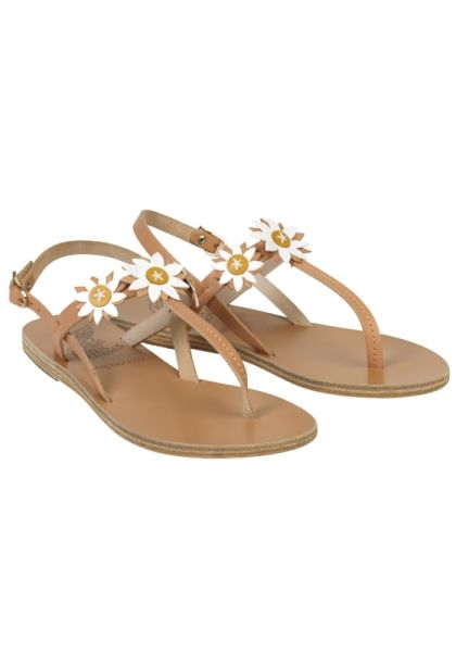 Ancient Greek Sandals Sylvie Sandals Natural
