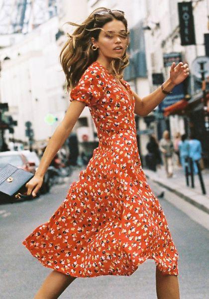 Ari Midi Dress