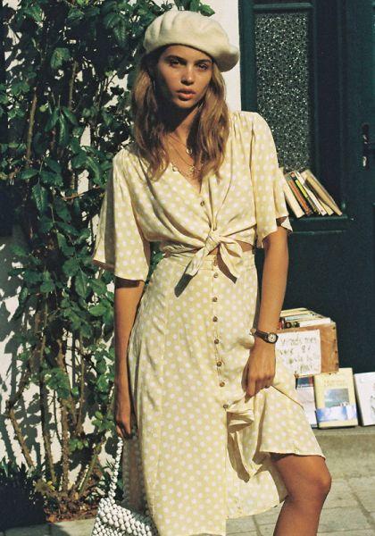 Faithfull The Brand Marin Skirt