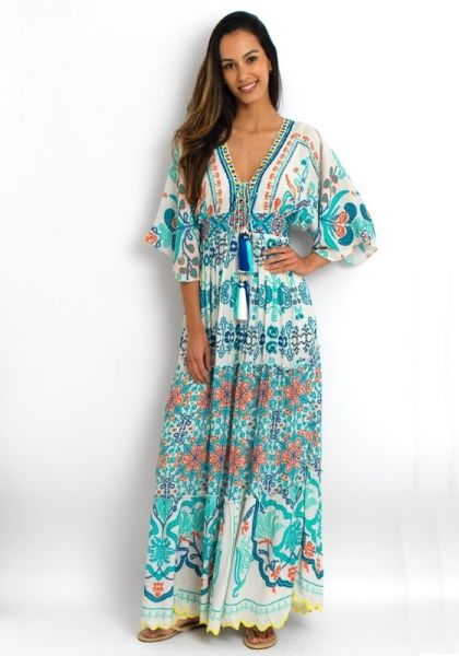 Hemant Nandita Ananda Dress