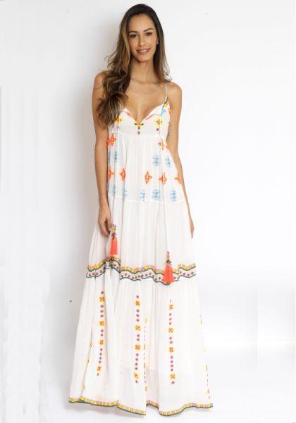 Hemant Nandita Lucent Maxi Dress