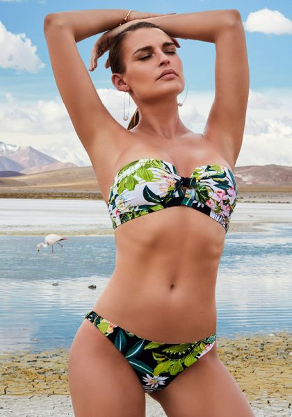 JETS by Jessika Allen Atacama Bandeau Bikini