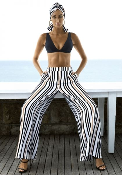 JETS by Jessika Allen Stripe Pants