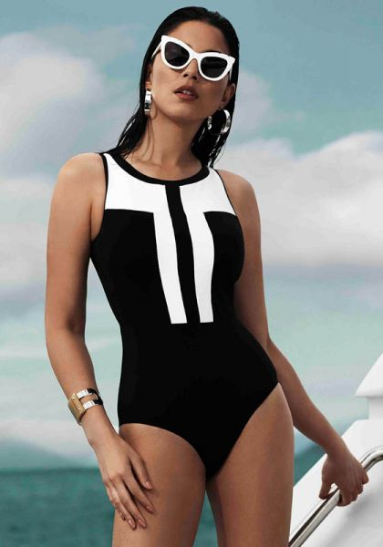 Jets By Jessica Allen High Neck Swimsuit