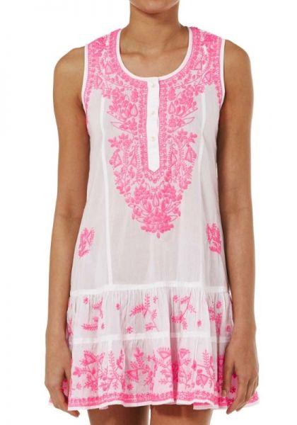 Juliet dunn Sleeveless Beach Dress