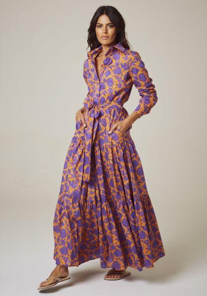 L Double J Bellini Ceramica Dress