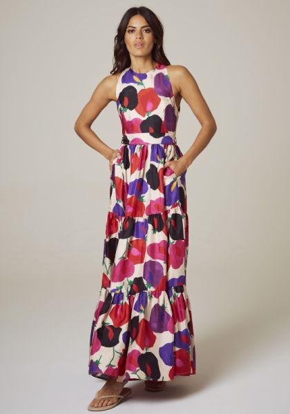 Pellicano Americano Dress - Poppy