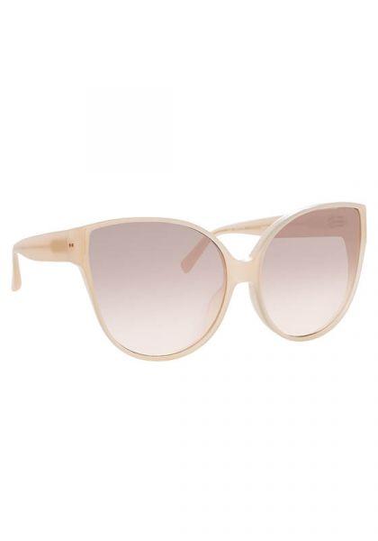 Linda Farrow 656 Cat Eye Sunglasses