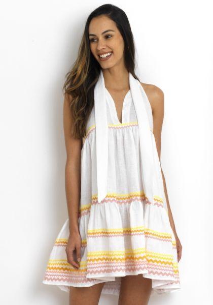 Lisa Marie Fernandez Lily Mini Dress