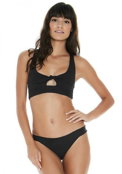 Lspace Tara Ribbed bikini