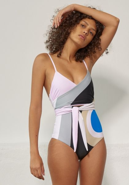 Mara Hoffman Isolde Swimsuit