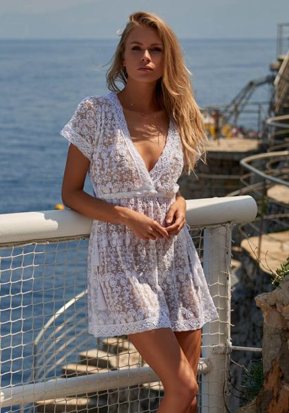 Melissa Odabash Adelina Beach Dress