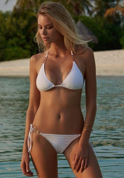 Anguilla Bikini White