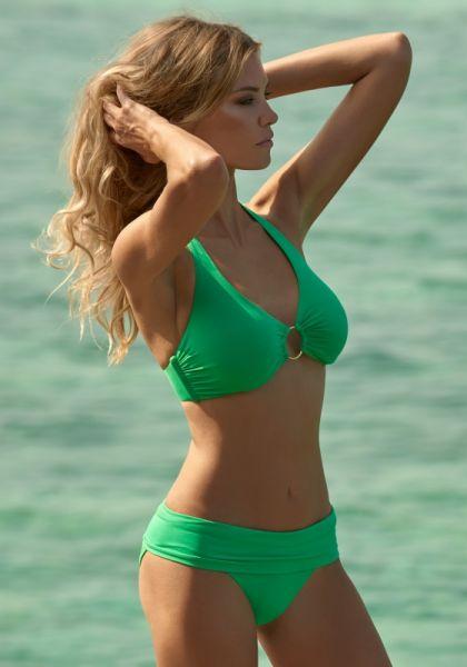 Melissa Odabash Brussels Bikini Green