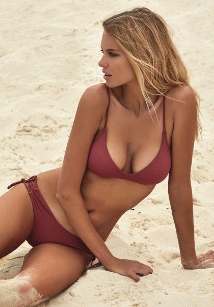 Melissa Odabash Elba Bikini Terracotta