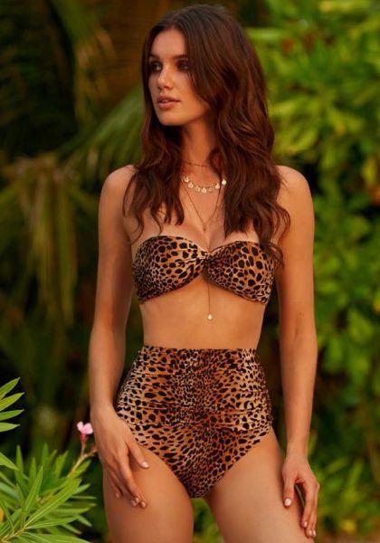 Lyon Bikini Cheetah