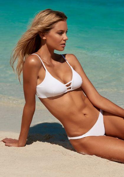 Melissa Odabash Perth Bikini White