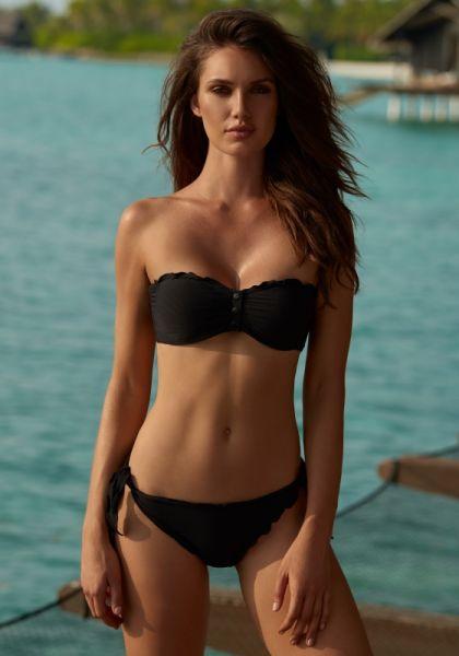 Melissa Odabash St Martin Bikini Black