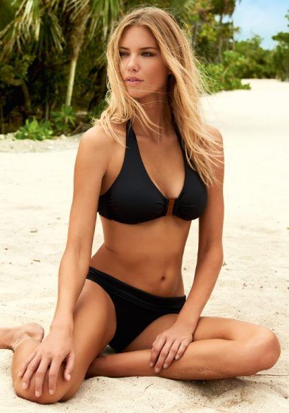 Melissa Odabash Trinidad Bikini Black